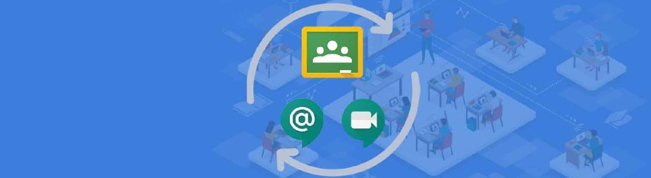 Curso de Aula Virtual con Google Classroom